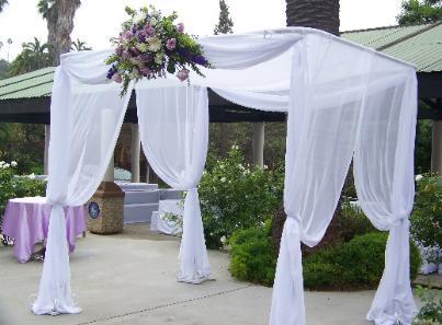 My wedding arch my fiesta supplies wedding arch junglespirit Choice Image